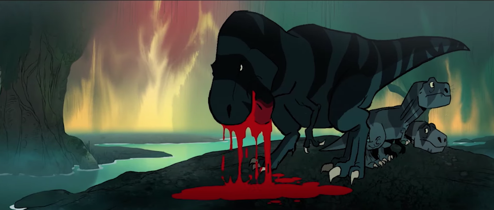 Primal la nueva serie de animación