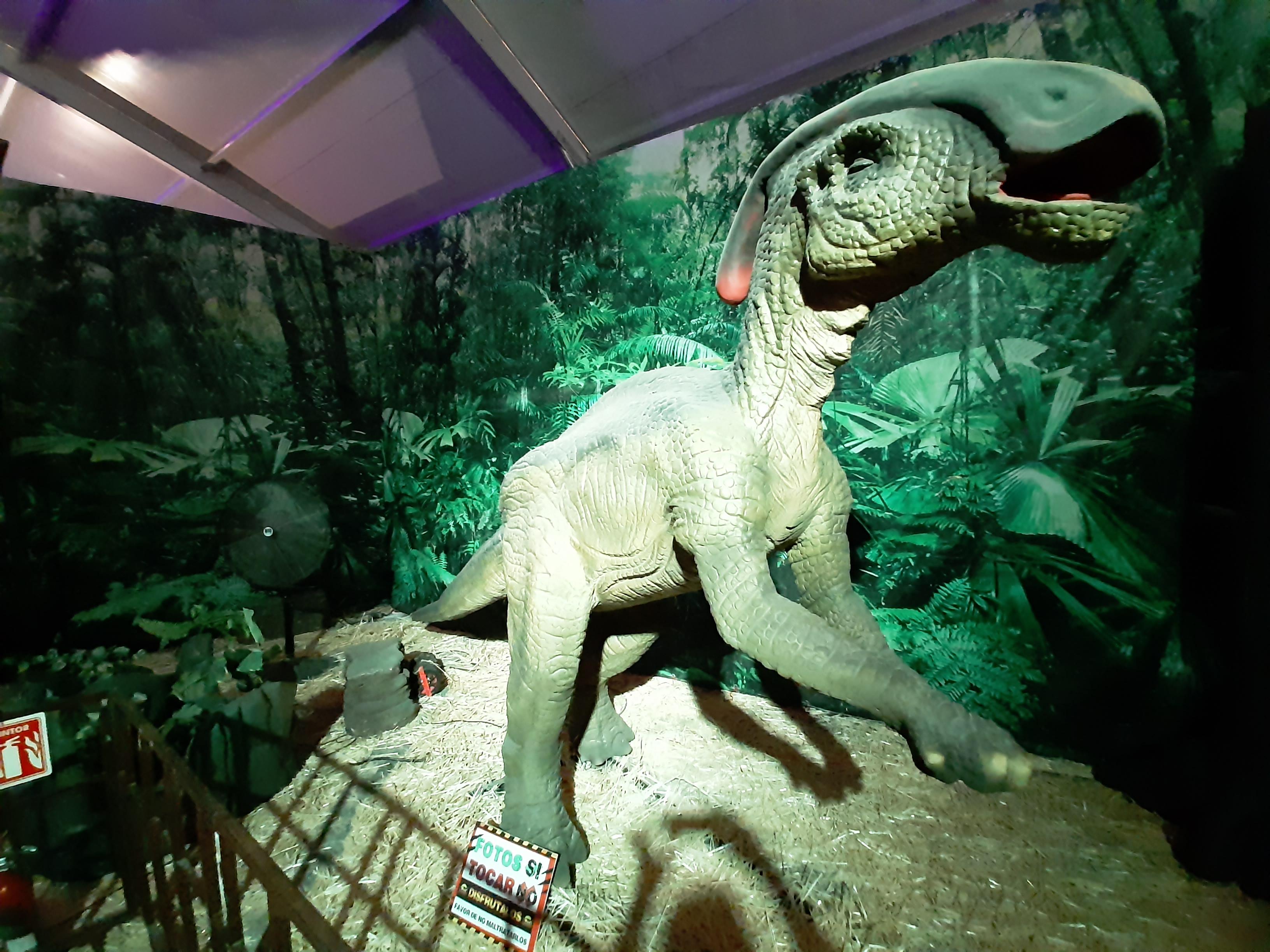 Robotic Dinosaurs en Villa de Cortés