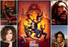 Seis Manos el anime basado en México