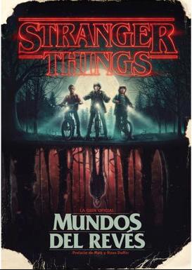 Stranger Things Mundos del revés portada