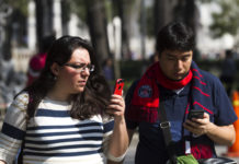 plan contra robo de celulares