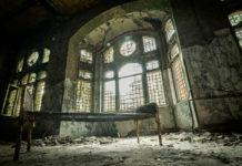 clínica embrujada de la roma en septiembre
