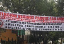 colonia Parque San Andrés