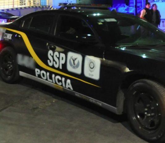 Detienen a dos policías con droga y ebrios en la Álvaro Obregón