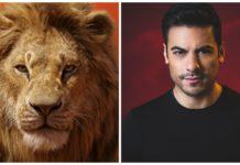 doblaje para el rey león