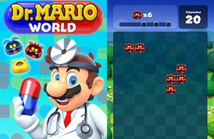 ¡Ponte la bata! Dr Mario World para celulares ya está disponible (gratis)
