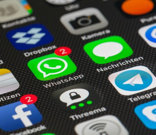 falla en whatsapp y telegram