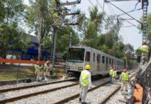 Por fallas en el Tren Ligero suspenden servicio en todas las estaciones