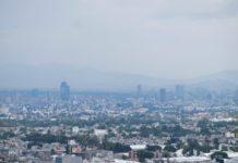 Activan fase preventiva por ozono en el Valle de México