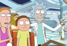 imagenes de la cuarta temporada de Rick and Morty