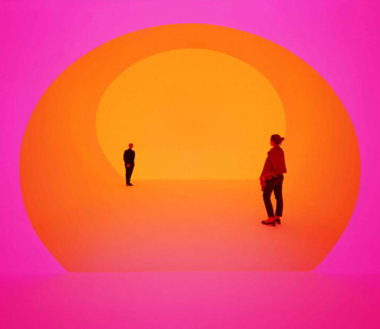 james turrell en el jumex