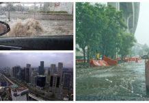 Lluvia de este 25 de julio deja inundaciones en Santa Fe