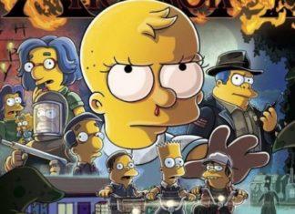 secuela de Los Simpson