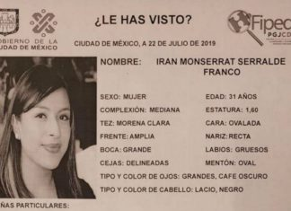Encuentran a Monserrat Serralde, mujer que desapareció tras subir a taxi