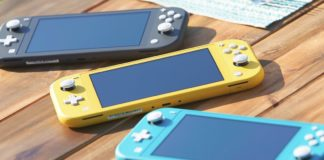 nintendo switch lite mexico