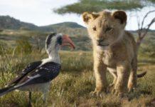 película el rey león