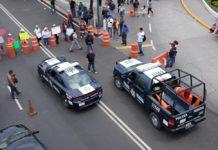protestas de la Policía Federal