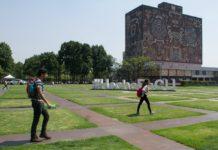 ¿Cuándo van a restablecer Internet en la UNAM?
