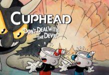serie animada de Cuphead