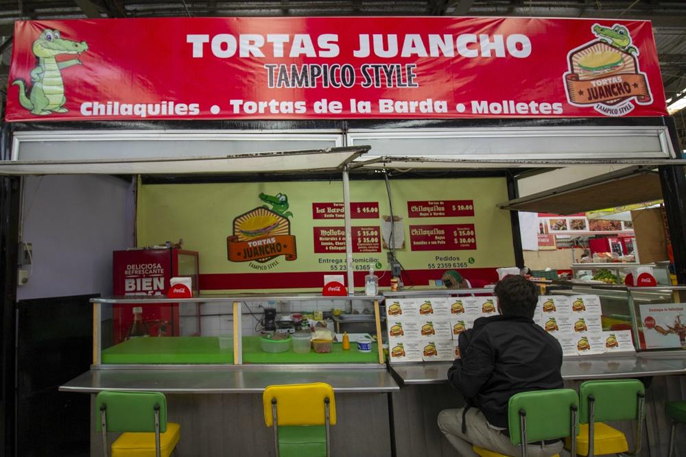 TORTAS JUANCHO