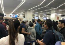 Van más de 9 mil afectados por vuelos cancelados en Interjet
