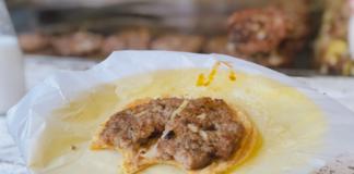 Tacos de hamburguesa en CDMX