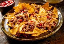 nachos en cdmx
