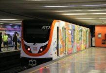 boleto de aniversario del Metro
