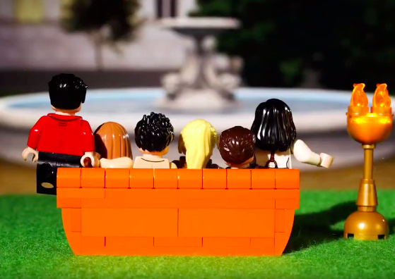 set de Lego Friends