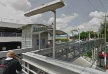 puentes peatonales en la CDMX