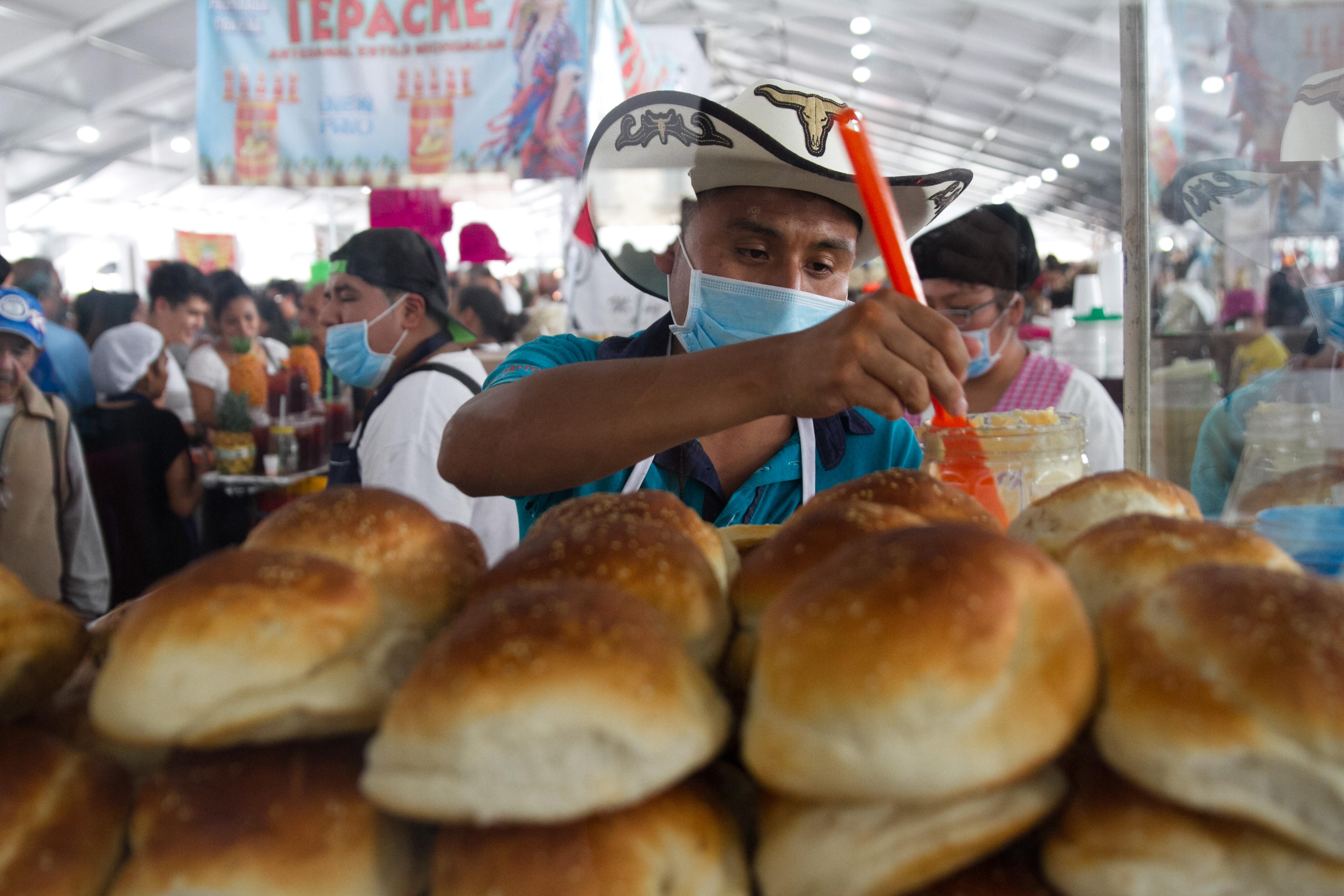 Sexta Fiesta de las Culturas Indígenas, Pueblos y Barrios Originarios de la CDMX