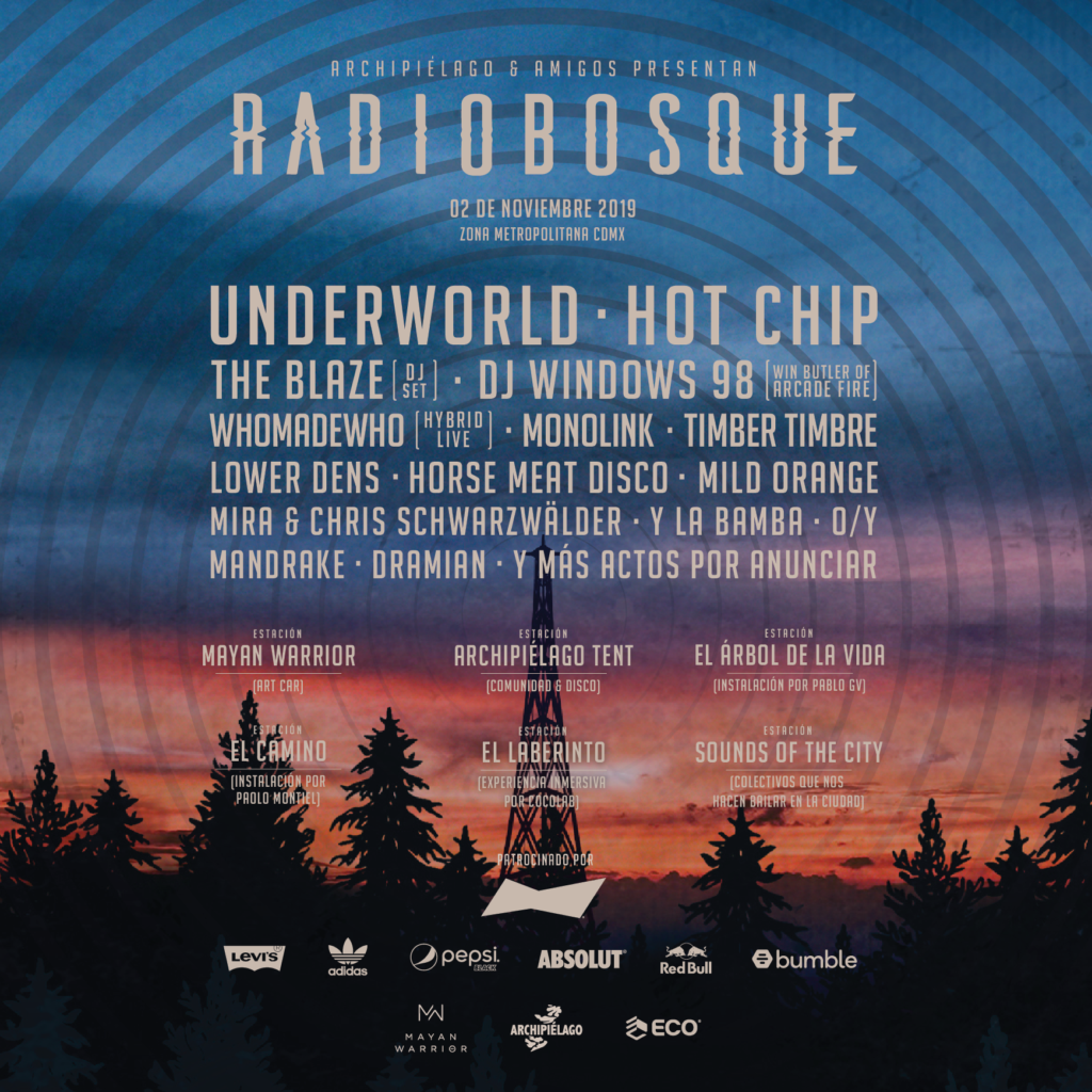 Festival Radiobosque portada