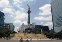restauración del Ángel de la Independencia