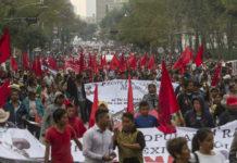 marchas de campesinos