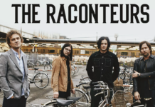 The Raconteurs en el Plaza Condesa