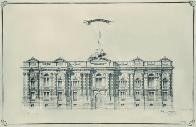 arquitectura munal