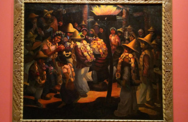 arte indigena en cdmx