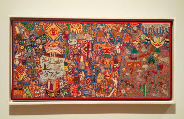 arte indigena en el munal