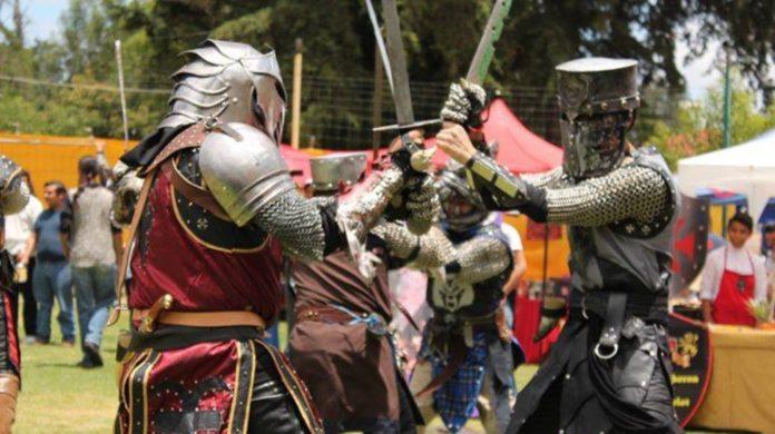 festival medieval en la cdmx