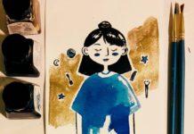 ilustradora Paulina Márquez