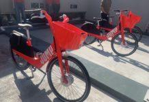 Jump las bicicletas electricas de Uber