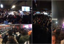 usuarios de la Línea 7 del Metro