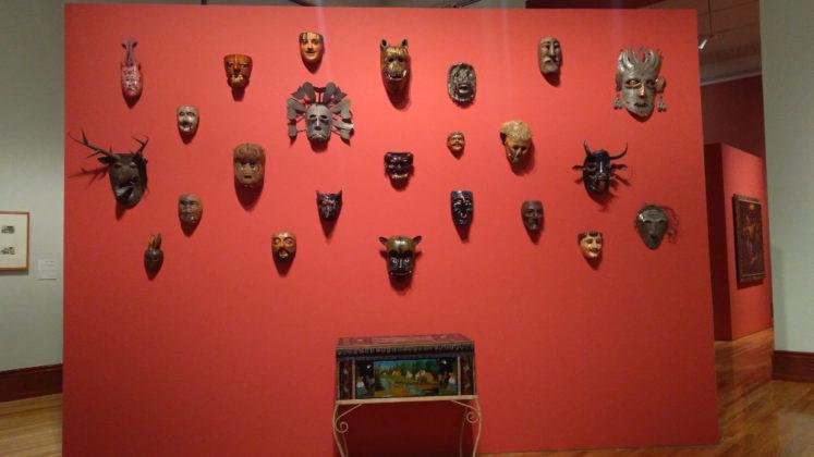 mascaras de pueblos indigenas