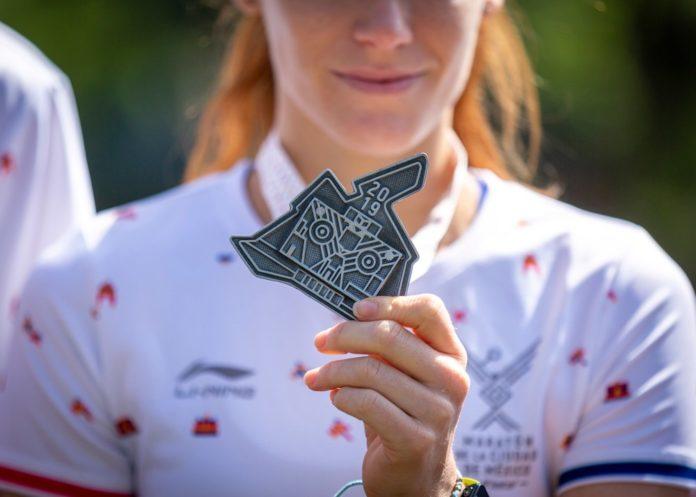 nuevas medallas del maraton de la ciudad de mexico