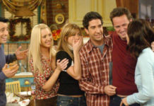 regreso de friends