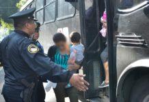 Rescatan a 19 migrantes en un hotel de la Gustavo A. Madero