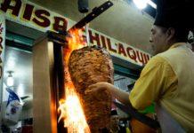 comida callejera en CDMX Oriente