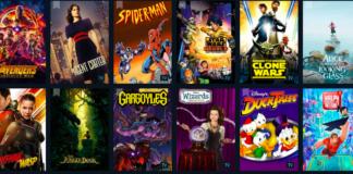Disney Plus en LATAM