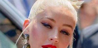 Christina Aguilera en la CDMX