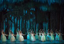 Giselle en el Auditorio Nacional